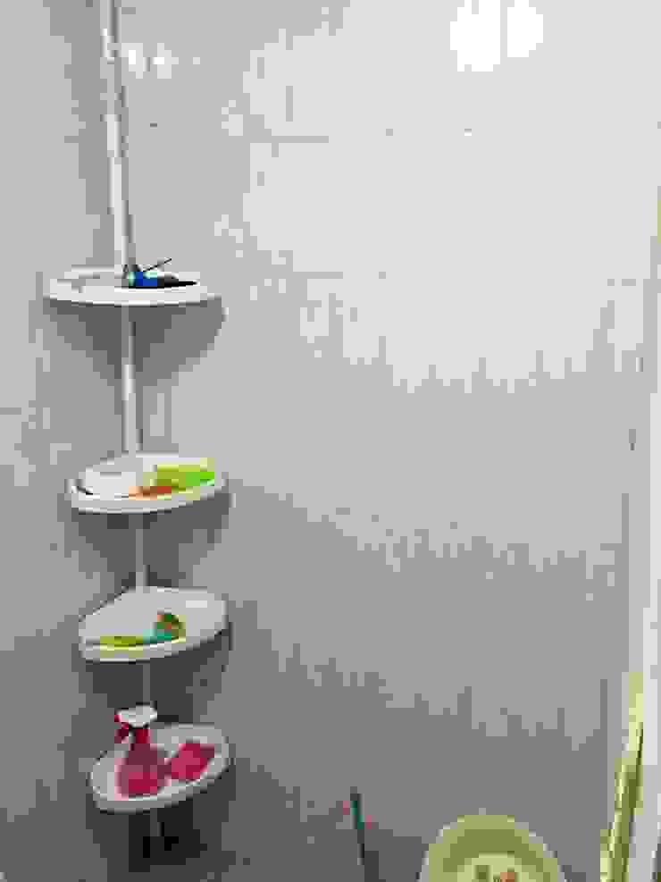 역삼동 투룸 싱글녀 홈스타일링 (Yeoksam homestyling) 모던스타일 욕실 by homelatte 모던