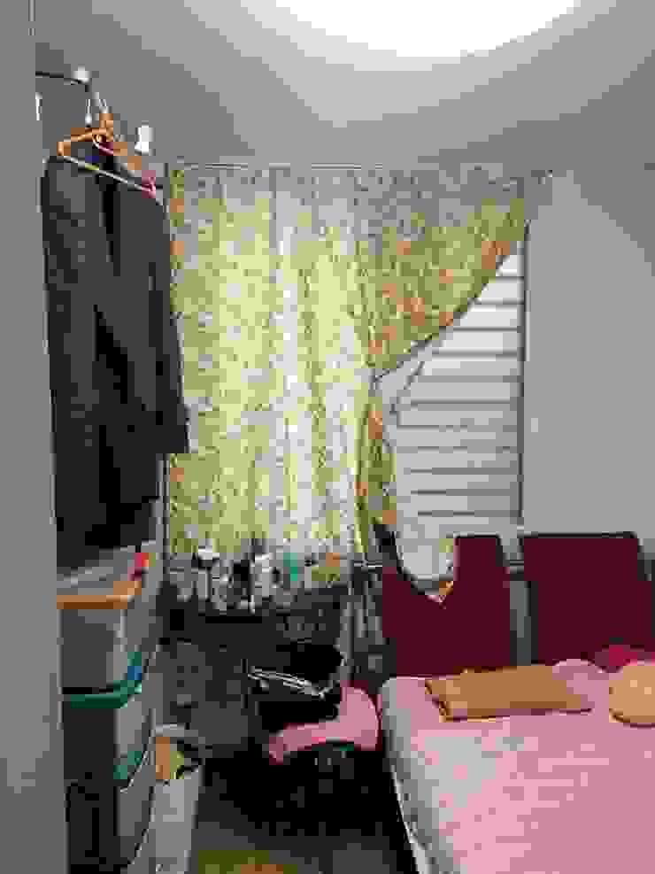 역삼동 투룸 싱글녀 홈스타일링 (Yeoksam homestyling) 모던스타일 다이닝 룸 by homelatte 모던