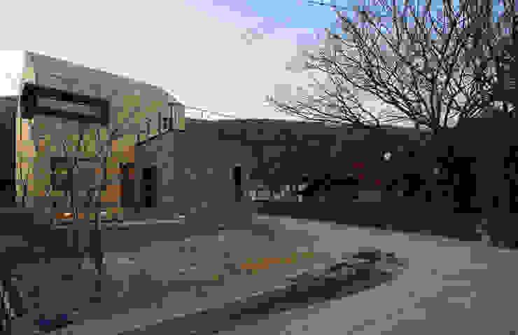 송촌리 주택 (Songchonri House) 모던스타일 주택 by 위빌 모던