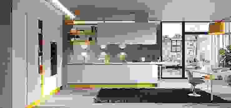Trabajos realizados Cocinas Costasol Modern kitchen