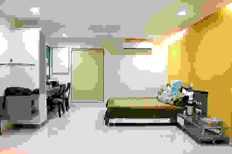 Dhiren Tharnani Modern style bedroom by IMAGE N SHAPE Modern