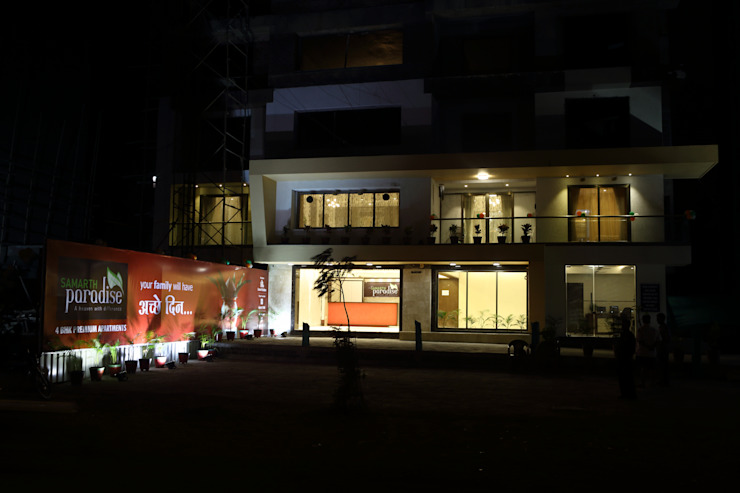 Samrath Paradise IMAGE N SHAPE Modern houses