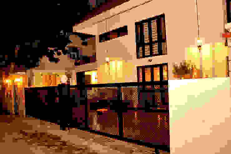 Dhiren Tharnani IMAGE N SHAPE Modern houses