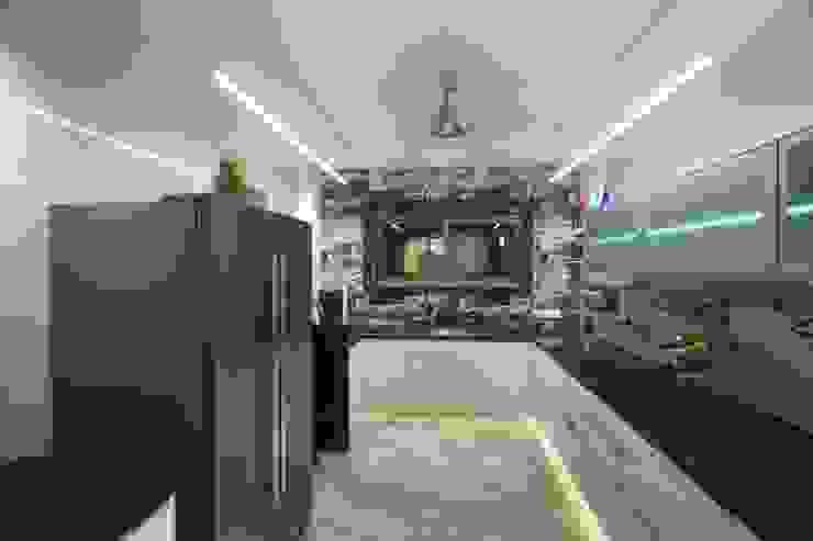 Samrath Paradise Modern kitchen by IMAGE N SHAPE Modern