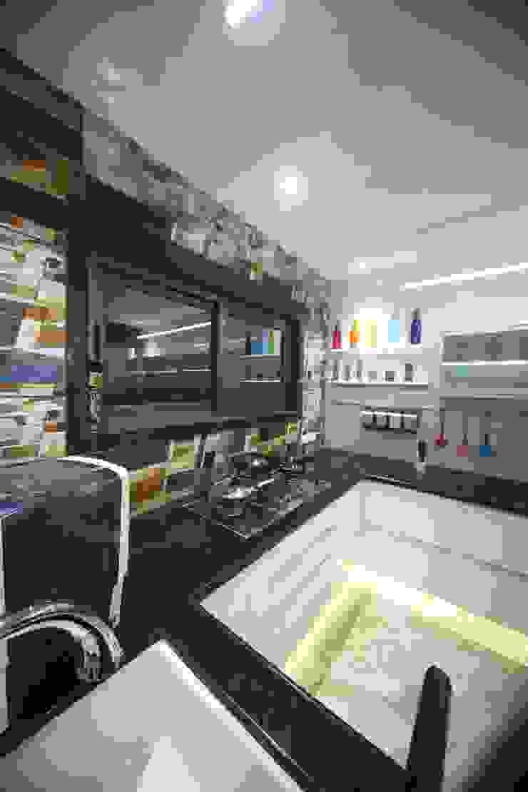Samrath Paradise IMAGE N SHAPE Modern kitchen