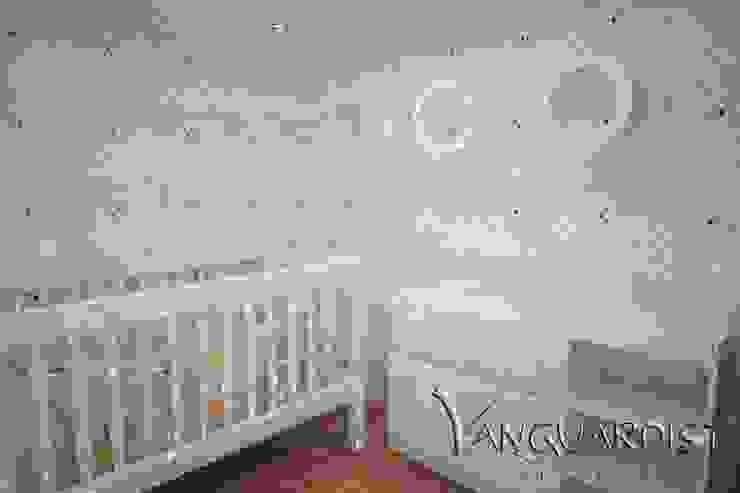 Diseño de Departamento San Borja de Vanguardist Design Studio Moderno