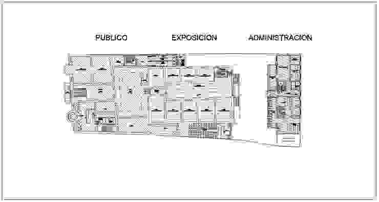 Museo de Historia Natural de Valparaíso de pacific architecture chile Moderno