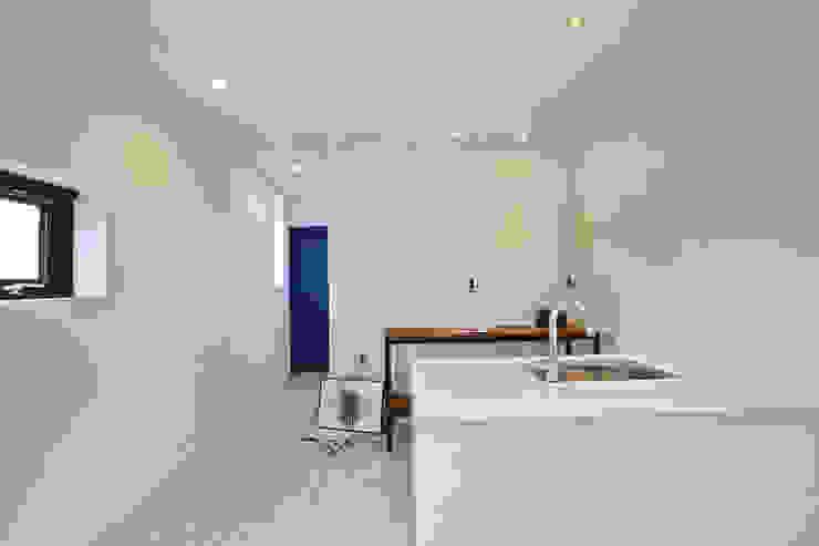 우리가 어떤 집을 짓는지 사진으로 얘기할께요 모던스타일 다이닝 룸 by 한글주택(주) 모던