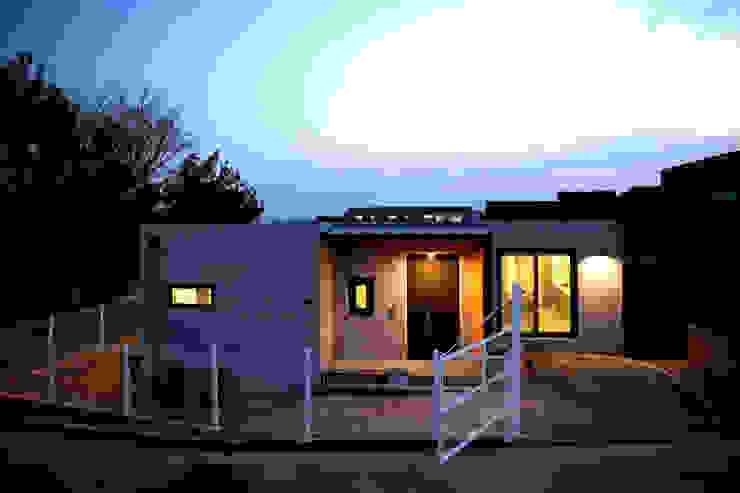 Casas modernas: Ideas, diseños y decoración de 한글주택(주) Moderno