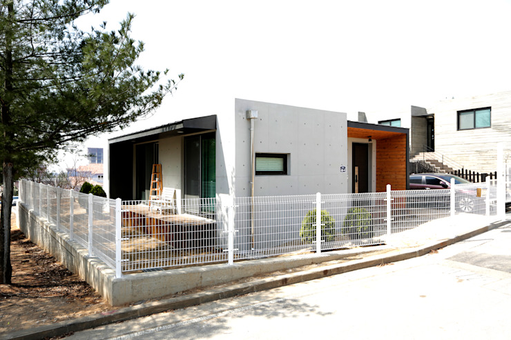 Modern Evler 한글주택(주) Modern