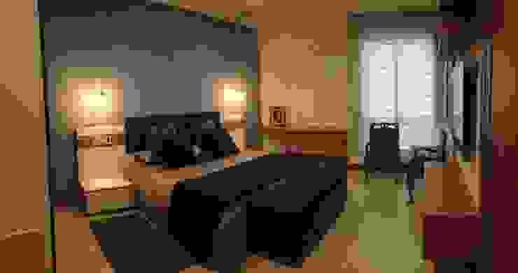 Modern Bedroom by John Robles Arquitectos Modern