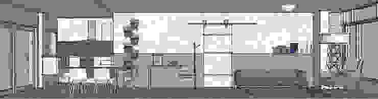 C&L – Scandinavische woonkamers van MEL design_ Scandinavisch