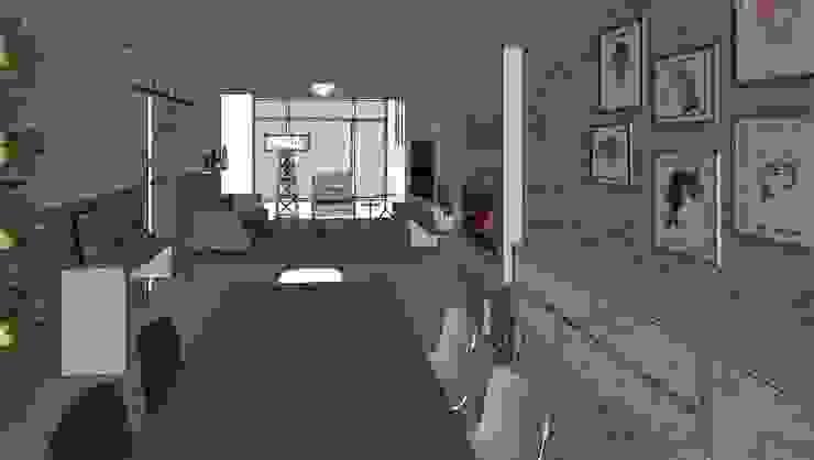 C&L – Scandinavische eetkamers van MEL design_ Scandinavisch