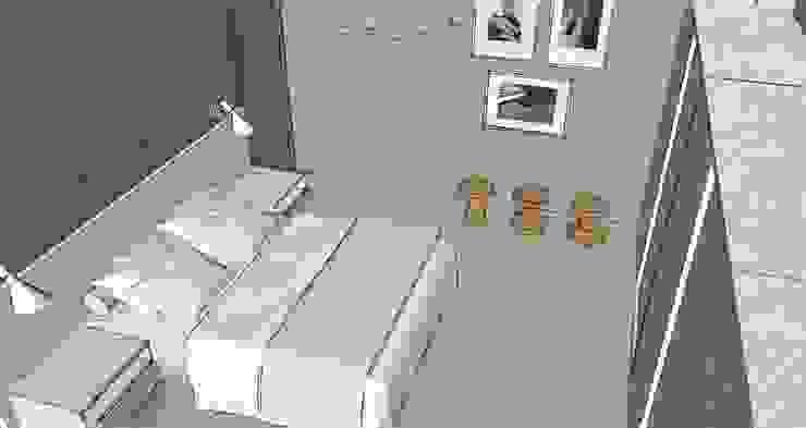 C&L – Scandinavische slaapkamers van MEL design_ Scandinavisch