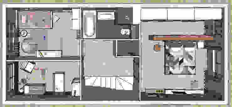 R&E Scandinavische slaapkamers van MEL design_ Scandinavisch