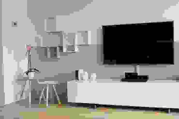 R&E Scandinavische woonkamers van MEL design_ Scandinavisch