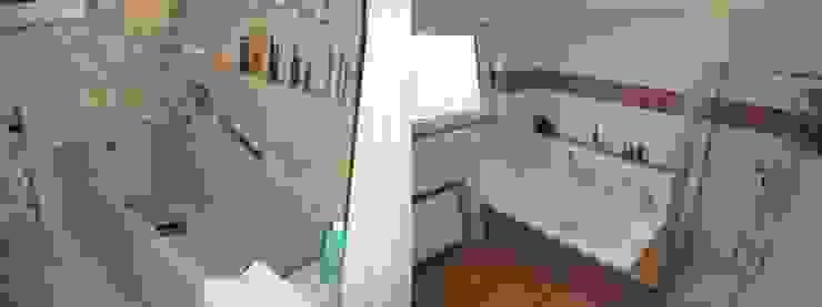 Ванная комната в стиле модерн от Bad Campioni Модерн