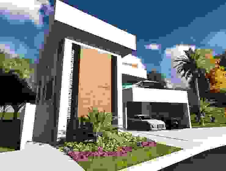 Modern houses by Guilherme Elias Arquiteto Modern