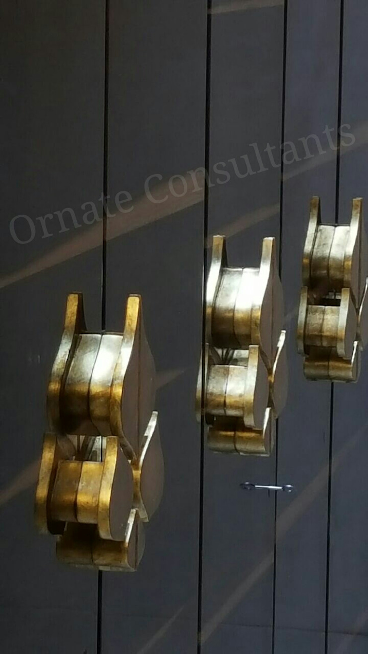custom made handles Ornate Projects Modern style bedroom