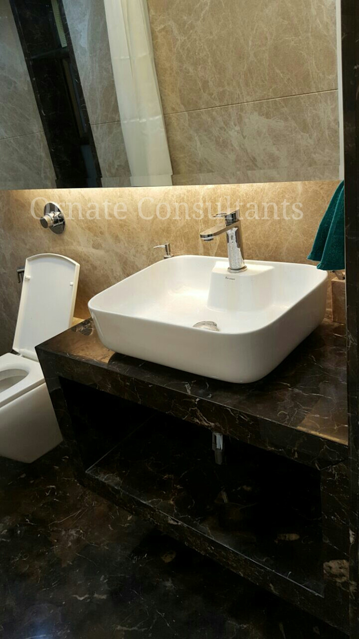 Master bathroom Ornate Projects Modern bathroom