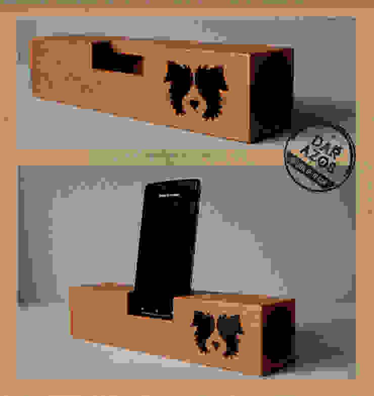 CAIXA de SOM (personalizada) por Dar Azos - Oficina de Design Minimalista