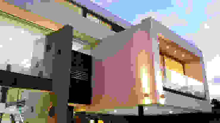 CASA H2 – Estudio Fernandez+Mego Casas minimalistas de Estudio Fernández+Mego Minimalista