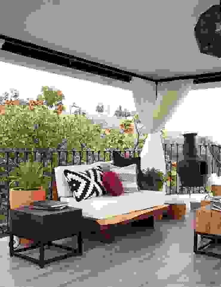 Modern Terrace by Talisma Modern