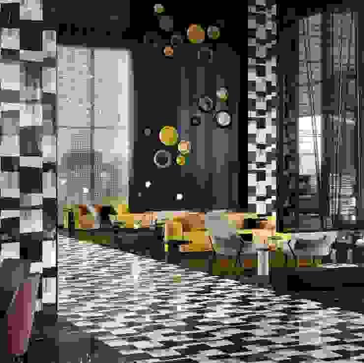 piano smoking homify Paredes y pisosRevestimientos de paredes y pisos