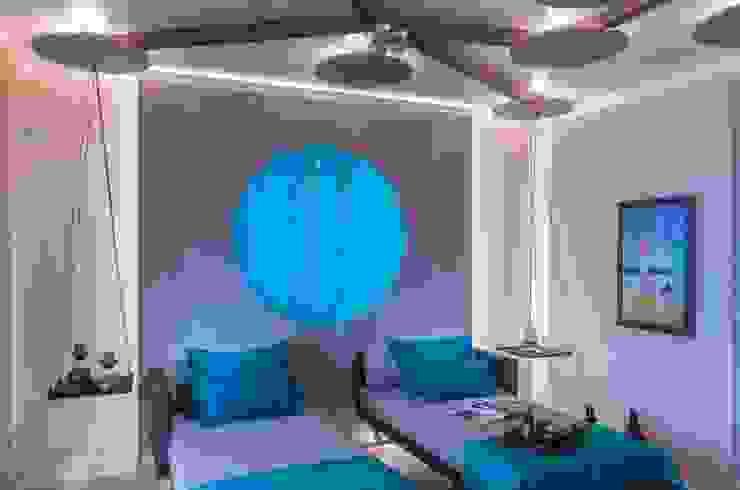 Nuestra Huella : Dormitorios de estilo  por Xime Russo Interiores