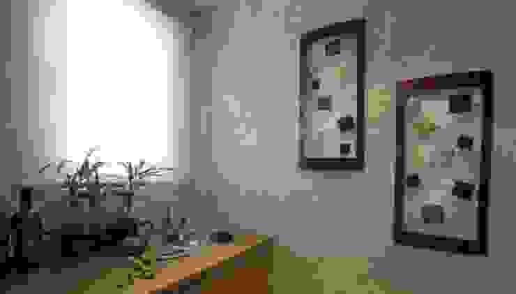 Refugio para la Pareja dentro de una Casa: Baños de estilo  por Xime Russo Interiores