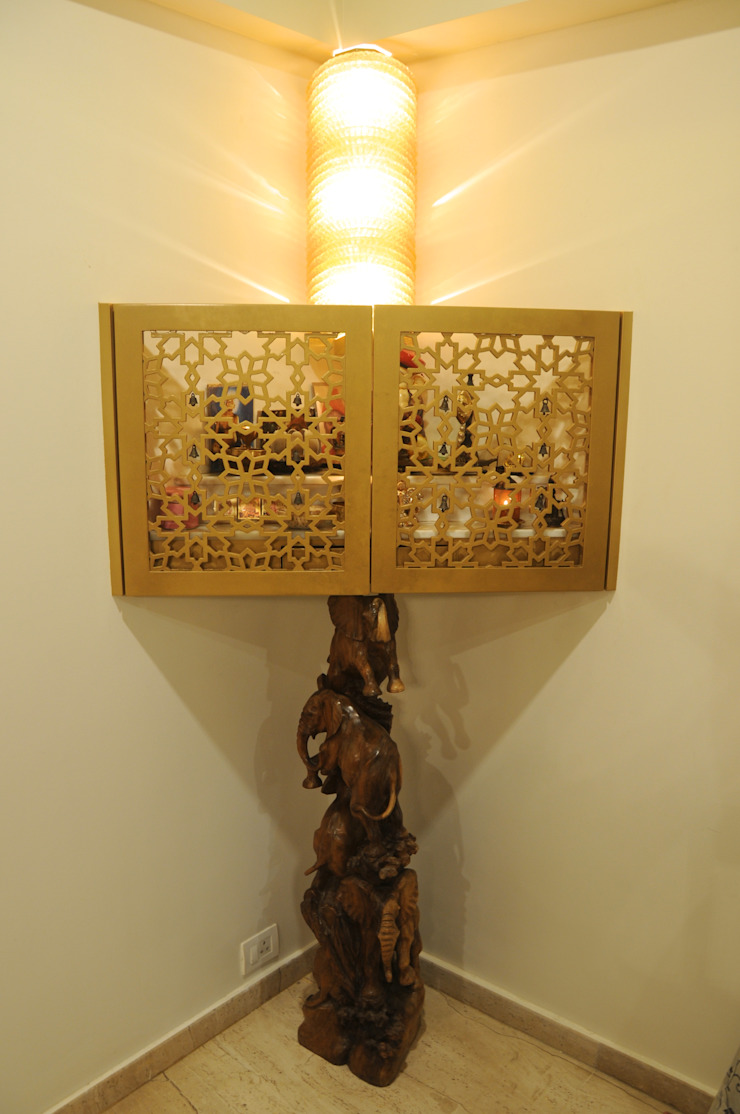 Altar.: eclectic  by Design Kkarma (India),Eclectic