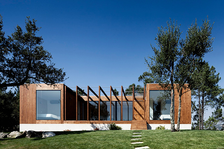 Modern houses by Jular Madeiras Modern Wood Wood effect