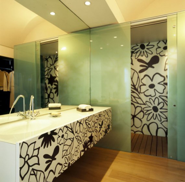 Baños modernos de Tu-Reforma Moderno