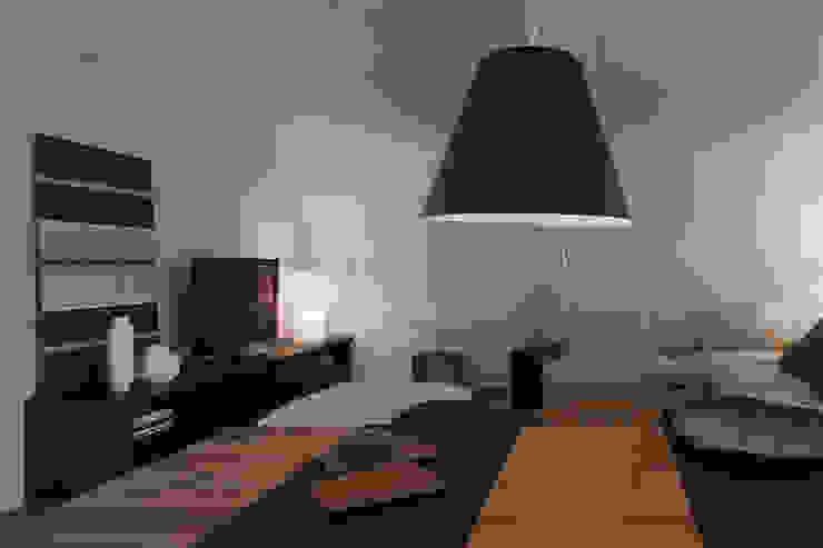Modern living room by Jular Madeiras Modern Wood Wood effect