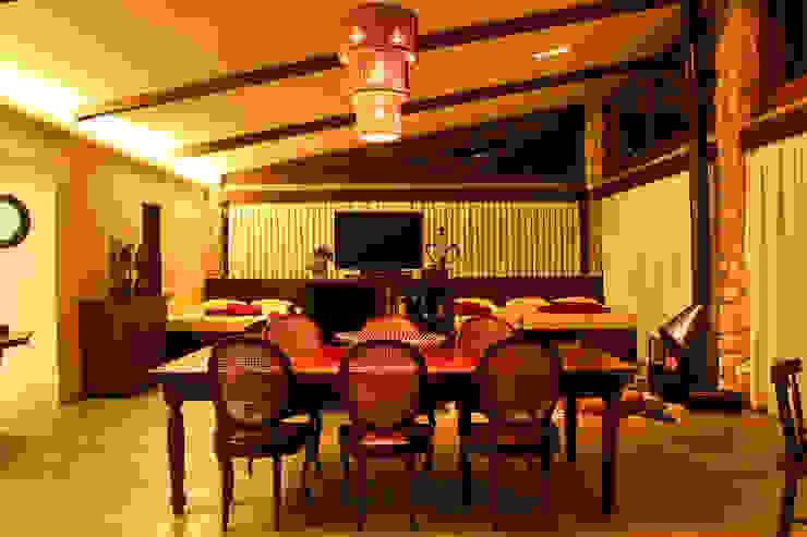 Phòng khách by Duo Arquitetura