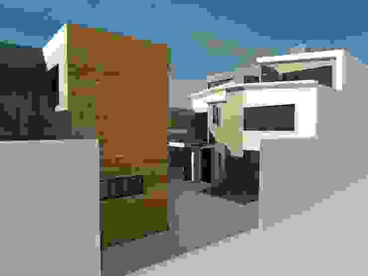 IRL-35 Casas modernas de Ingenieros y Arquitectos Continentes Moderno