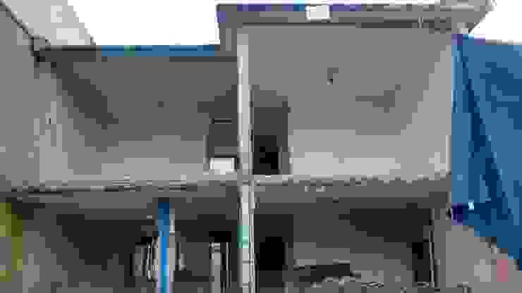 Demolición de la fachada de Ingenieros y Arquitectos Continentes