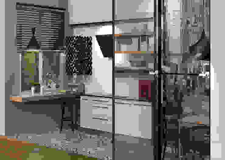 Dapur Modern Oleh Pracownia Wnętrz Modern