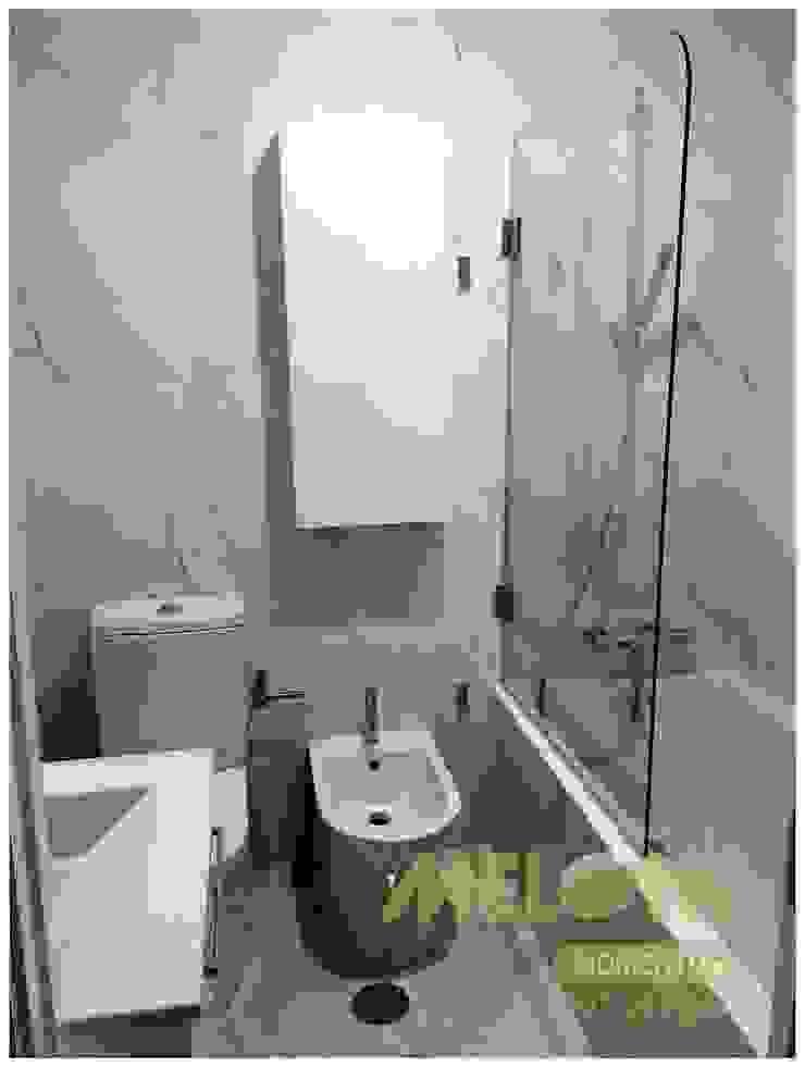 Remodelação de Apartamento Casas de banho clássicas por MELOM Momentos Clássico