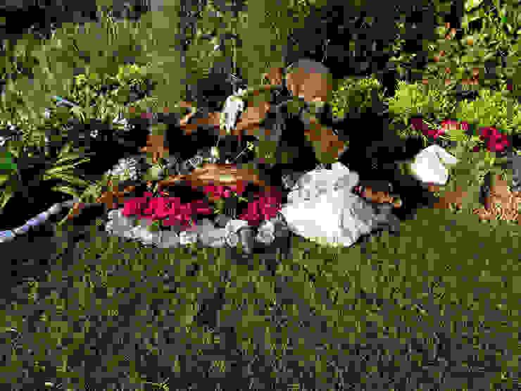 MANDARIN ORIENTAL - PEYZAJ PROJE & UYGULAMA // MANDARIN ORIENTAL - LANDSCAPE PROJECT&APPLICATION Modern Bahçe AYTÜL TEMİZ LANDSCAPE DESIGN Modern