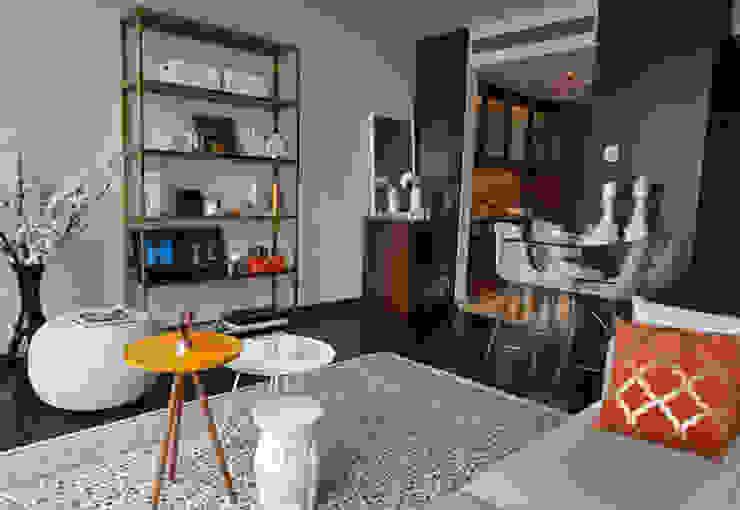 Appartement Dubai Moderne woonkamers van By Lenny Modern