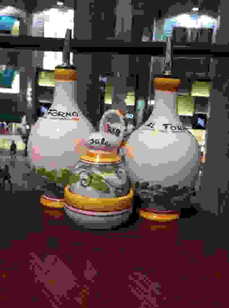 CEAR Ceramiche Azzaro & Romano Srl HogarAlmacenamiento Cerámico Multicolor
