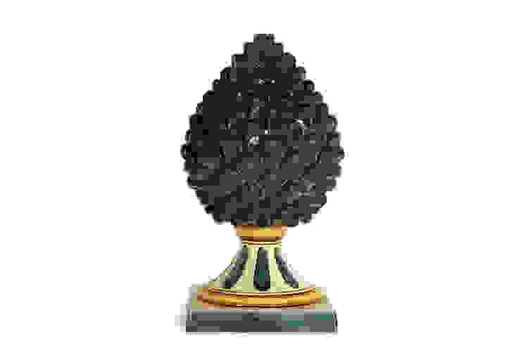 Pigna capitelli CEAR Ceramiche Azzaro & Romano Srl Case in stile mediterraneo Ceramica Variopinto