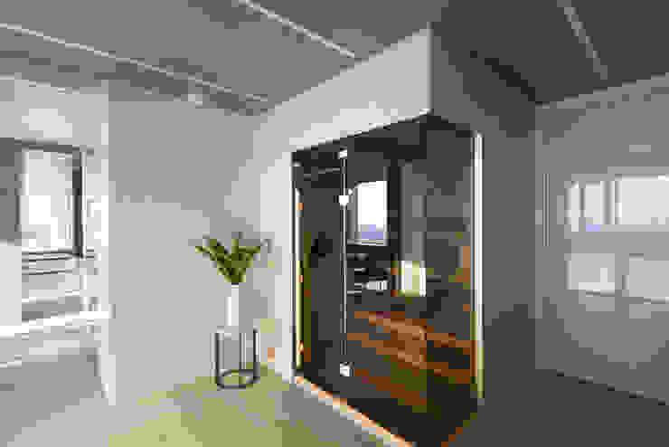 Luxury Apartment Combination Minimalist spa by Andrew Mikhael Architect Minimalist