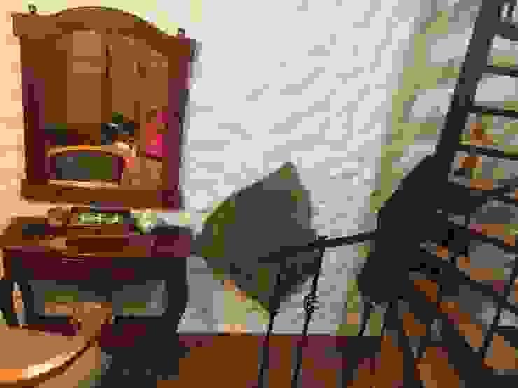 ALI-CURA Спальня в рустикальном стиле