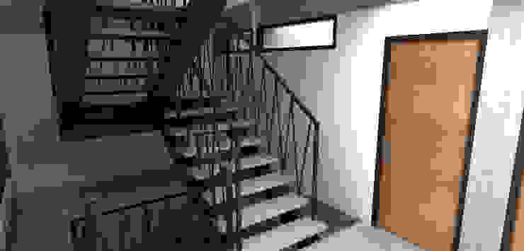 escaleras de Elizabeth SJ