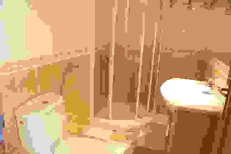 Casa de banho - Apartamento T3 Duplex por Novilei Imobiliária Mediterrânico
