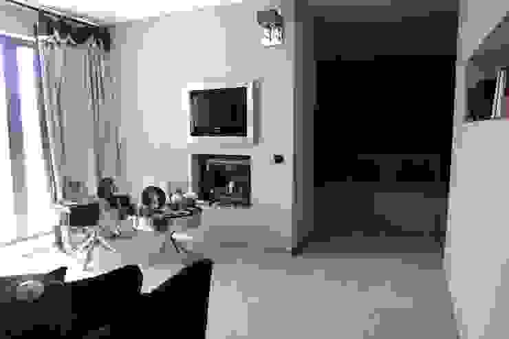Apartamento – Restauro Salas de estar modernas por Decorando - Inner Spaces Moderno