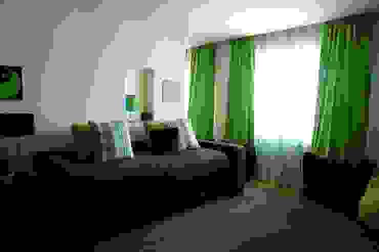Apartamento – Restauro Quartos modernos por Decorando - Inner Spaces Moderno
