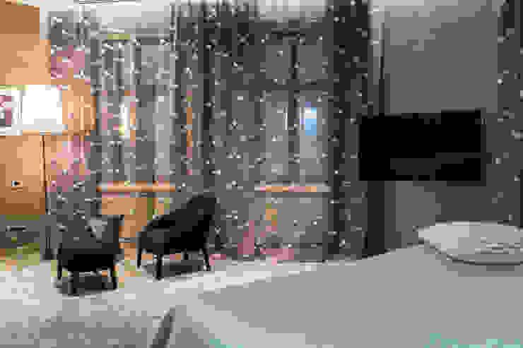 Спальня Спальня в стиле минимализм от Kristina Petraitis Design House Минимализм